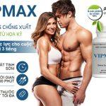 Viên Uống Vipmax Chống Xuất Tinh Sớm Hiệu Quả