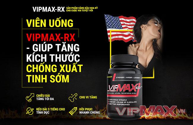 Vipmax rx là gì