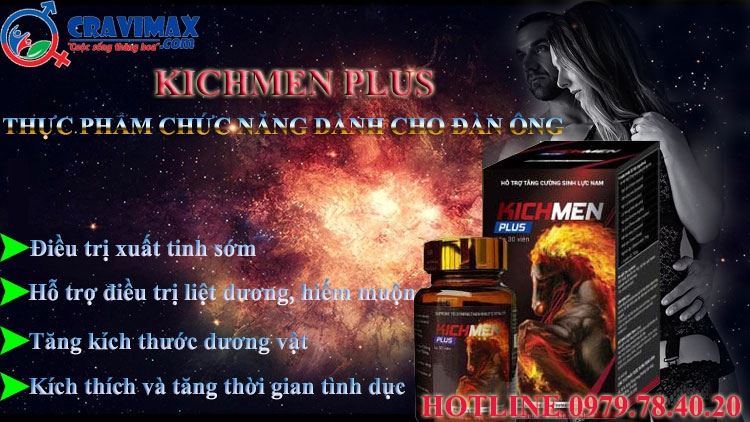 kichmen plus