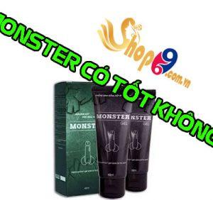 Monster gel chống xuất tinh sớm cho mọi đàn ông việt